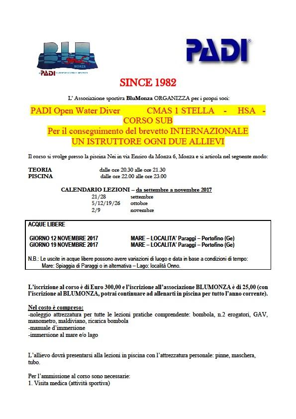 Corso Open @ Monza | Lombardia | Italia